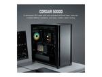 最大10基のファンを搭載可能、サイドガラスパネル装備のPCケース「CORSAIR 5000D」発売