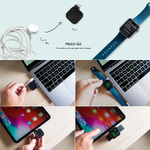 Apple Watchを充電できる超小型磁気充電ドックが人気!|アスキーストア売れ筋TOP5