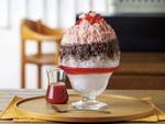 かき氷の名店「埜庵」、小田急百貨店「ショコラ×ショコラ」に期間限定出店!