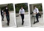 【連載】都庁~新宿駅間のキックボード通勤も夢じゃない? 日本初・電動キックボード公道実証を「西新宿」で実施