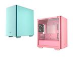 PCケース「MACUBE」にピンクとグリーンのカラバリが登場