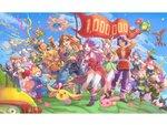 『聖剣伝説3 TRIALS of MANA』が世界累計出荷・ダウンロード販売本数100万本突破!