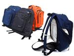 ノートパソコンをしっかり守る緩衝材入りポケット付きバックバッグ「デイパック25」が9350円