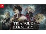 スクエニの完全新作タクティクスRPG『TRIANGLE STRATEGY(トライアングルストラテジー)』がSwitchで2022年発売決定!