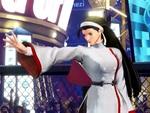 新作対戦格闘ゲーム『KOF XV』に参戦する「神楽ちづる」のキャラクタートレーラーが公開!