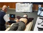 5G、4Kカメラを使用した遠隔診療・リハビリ指導の実証実験