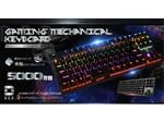青軸メカニカルスイッチ採用のゲーミングキーボード発売