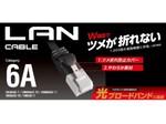 10GBASE-T対応でノイズ干渉にも強いLANケーブルの新製品、エレコムから