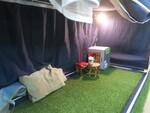 家の中に作るプライベート空間! サンコーの「家ナカ秘密基地テント」
