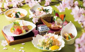 贅沢な時間を新宿で。桜が彩るこだわりのランチ&ディナーが京王プラザホテルで味わえる