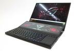 ROG Zephyrus Duo 15 SE 実機レビュー = RTX30搭載で究極の2画面ノートPCに進化だっ