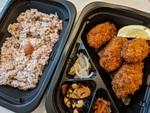 大戸屋「広島産かきフライ弁当」の牡蠣は大粒でジューシープリプリ 今のうちに急げ~!