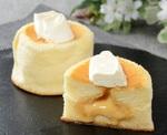 ふんわり生地の中から「焦がしバターソース」がトロッ… ローソン新作ケーキ