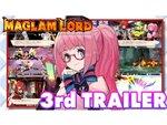 3月18日に発売!Switch/PS4『MAGLAM LORD』3rdトレーラーを公開!!