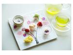 """期間限定の和風スイーツ""""一期一会""""を提供、掛川茶と味わえる緑茶セットも"""