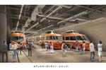 新宿から小田原・箱根へ夢を運んだ列車たちに会おう!「小田急ロマンスカーミュージアム」4月19日開業