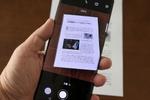 HUAWEI Mate 30 Pro 5Gの「文書」モードで撮影すれば簡単キレイにPDF化できる!