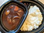 松屋のカレー専門店「マイカリー食堂」の期間限定「煮込みハンバーグカレー」がレベル高い!