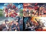 TVアニメ化プロジェクト始動!ストーリーRPG『英雄伝説 閃の軌跡』シリーズの物語がアニメに!