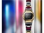 「G-SHOCK」新開発チタン合金×鏡面仕様×マルチカラーのモデル登場