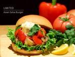 辛いモノ好きは、西新宿のthe 3rd Burgerで「アジアンサルサバーガー」を楽しむべき!
