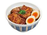 """なか卯「豚角煮丼」復活!3時間以上じっくり煮込んだ """"ほろとろ""""食感"""