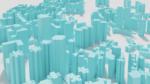初めてのBlenderでかっこいいビル群を作る