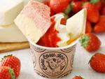ルミネ新宿「東京ミルクチーズ工場」、春の限定「CowCowサンデー いちご」が登場!