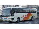 京福バスの3路線にVisaのタッチ決済が導入 3月20日から