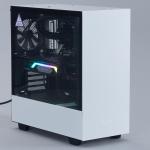 「Apex Legends」ほぼ300Hz貼り付き! 最新タイトルも快適プレイ可能なRyzen 7&Radeon RX 6800 XT搭載ゲーミングPC「ZEFT R31White」