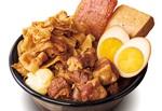 肉めし「岡むら屋」にわんぱくボリュームの「デラ生姜焼き肉めし」!とにかく肉だぁ!!