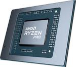 AMD、Zen 3ベースの企業向けモバイルプロセッサー「Ryzen Pro 5000」