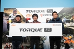 アウトドアのスペシャリストたちが使うスマホに「TORQUE」を選ぶ理由