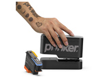 インスタントタトゥーを肌に直接印刷できる「Prinker S」、日本市場で販売開始