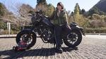 バイク女子・美環がHonda「Rebel250」での新感覚ツーリングプランを提案