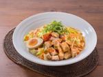 食べたい!あの「ビャンビャン麺」がバーミヤンに初登場