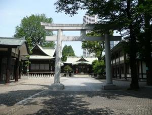 【連載】西新宿のお宝! 十二社熊野神社の文化財をご紹介