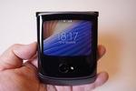 モトローラ「razr 5G」やみつきになる携帯性