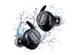 IPX7相当の防水機能で、悪天候でもタフに使える防水ワイヤレスイヤホンが発売