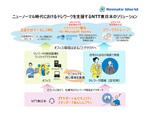 テレワークを支援するNTT東日本のクラウド電話、コワークストレージサービス