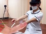 京都光華女子大学、MR遠隔会議システム「WHITEROOM」活用で遠隔看護技術演習の実証実験