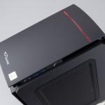 これからPCゲーム入門したい人に最適、コンパクトで設置しやすいケースも魅力の10万円台ゲーミングデスクトップPC「G-Tune PL-B」