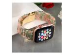 Apple Watchに意外とあう? 大理石模様の樹脂バンド「マーブル3連スウィティ for Apple Watch」