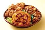 オリジン肉の日限定「肉トリプル丼」!「肉の城壁」も買えるよ~