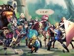 一流のクリエイターが集結した新作王道RPG『アストリア アセンディング』が発表!