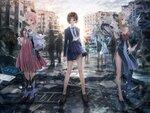 コーエーテクモゲームスが新作ゲーム『BLUE REFLECTION SUN/燦』と『BLUE REFLECTION TIE/帝』の制作を発表!