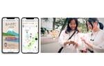 DGマーケティングデザイン、GPS連動型音声ガイド「おともたび 三保松原編」に音のAR「SoundMap」を提供
