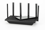 TP-LinkのIPv6 IPoE方式対応Wi-Fi 6ルーター「Archer AX73」登場!6本アンテナでパワフルながら1万3600円の高コスパ
