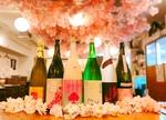 満開の桜で日本酒がうまい! 日本酒原価酒蔵、新宿総本店を含む4店舗でお花見キャンペーン開催