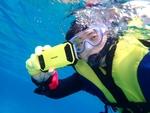新型タフネススマホ「TORQUE 5G」を使って沖縄の海から生放送をやってみた!